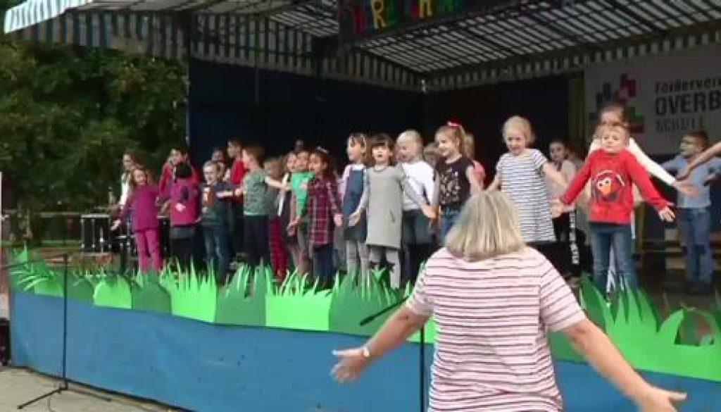 Overbergschule feiert Wiedereröffnung nach Sanierung