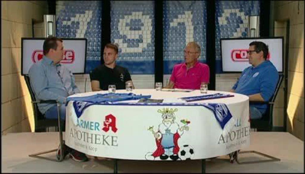 Pille versenkt - Der SV Meppen Sport-Talk - Folge 2
