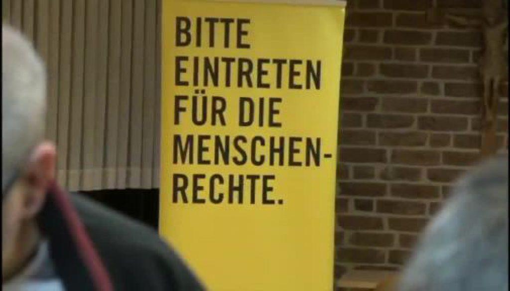 """Amnesty International"" Ortsgruppe Papenburg feiert 10-jähriges Bestehen"
