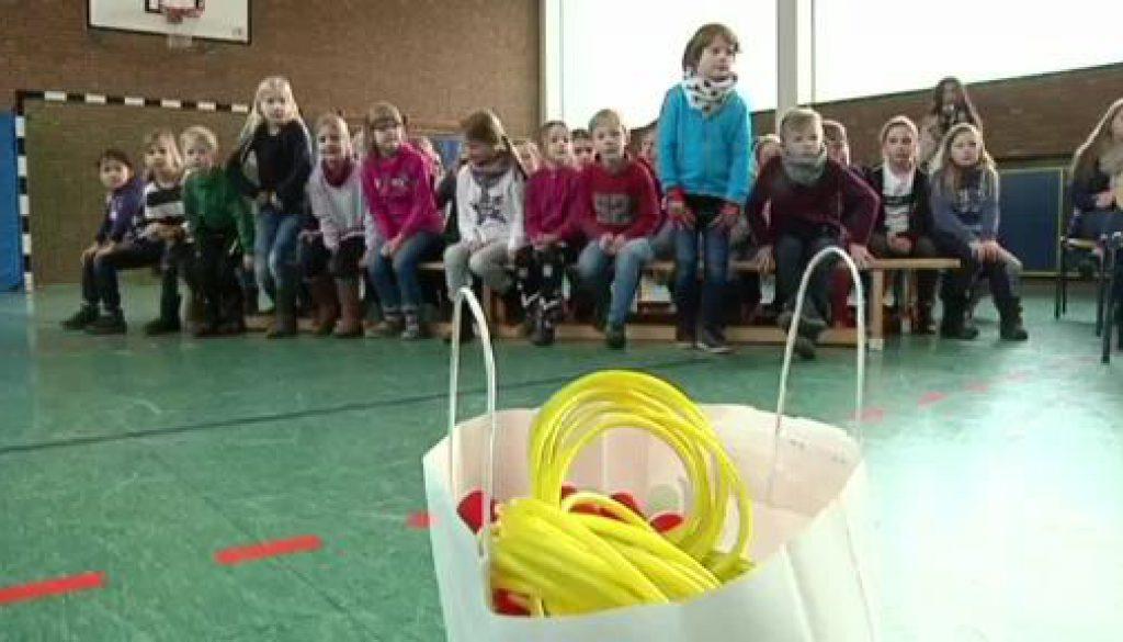 Springseile für Lingener Grundschüler