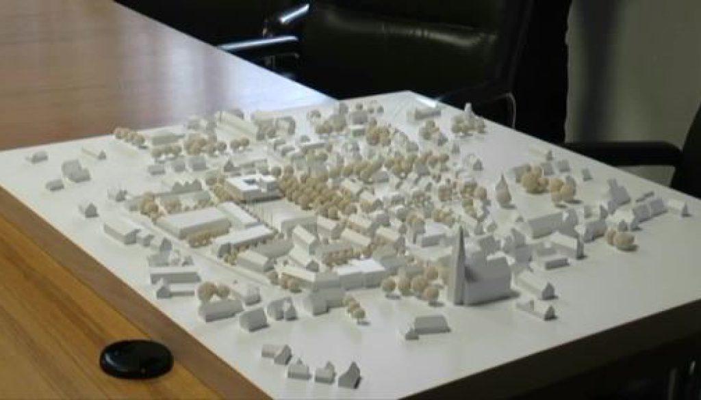 Pläne für Umgestaltung des Werlter Stadtkerns vorgestellt