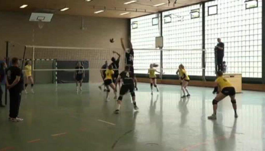 Grafschaft feiert 50 Jahre Volleyballgeschichte