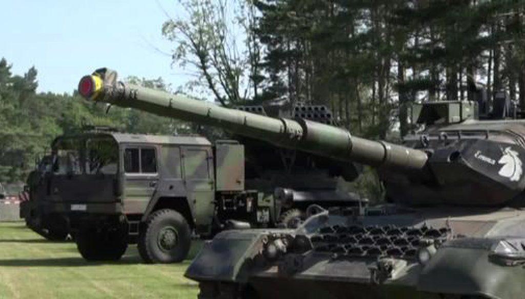 Tag der Bundeswehr: WTD 91 öffnet ihre Pforten