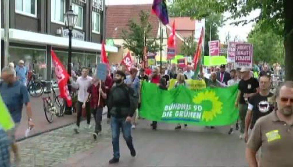700 Papenburger gehen für Vielfalt auf die Straße