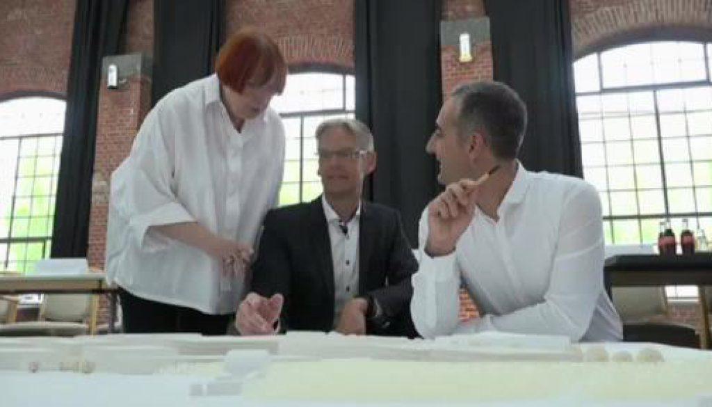 Bauunternehmen Lühn plant modernen Gewerbepark