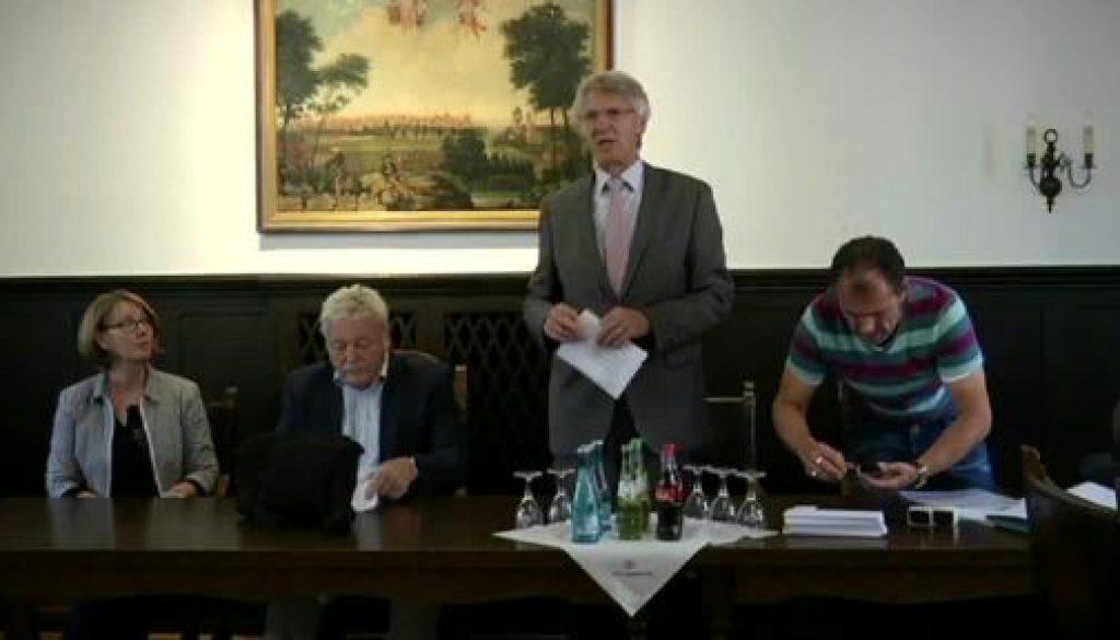 Teilnehmer des Sportabzeichenwettbewerbs 2017 geehrt