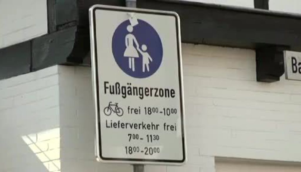Illegales Radfahren in Lingen soll aufhören