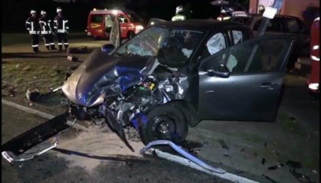 Zwei Unfälle an Kreuzung in Itterbeck