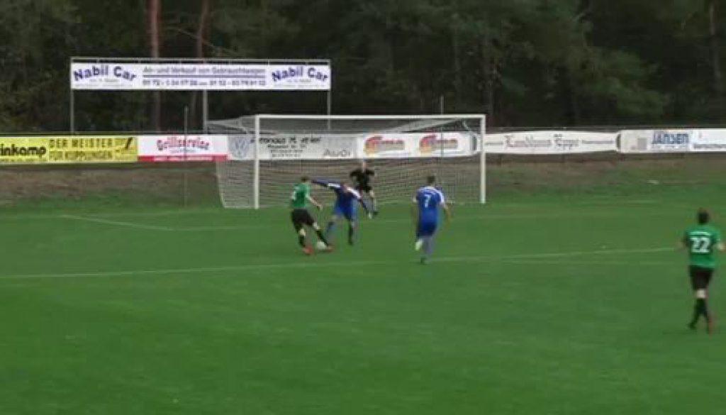 6-Punkte-Spiel an Schwefinger Dorfstraße