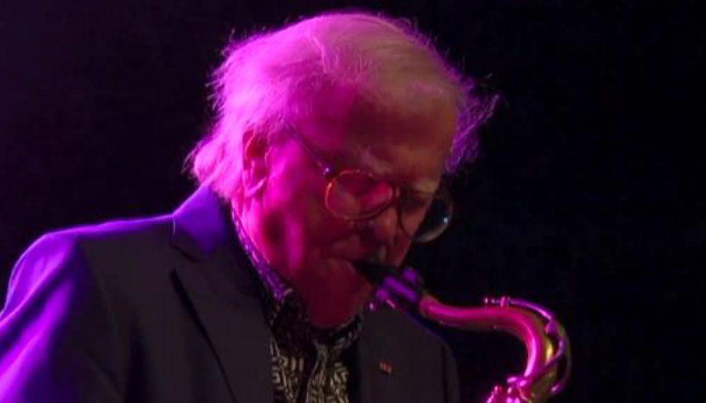 Jazzmusiker Klaus Doldinger begeistert bei Konzert in Papenburg