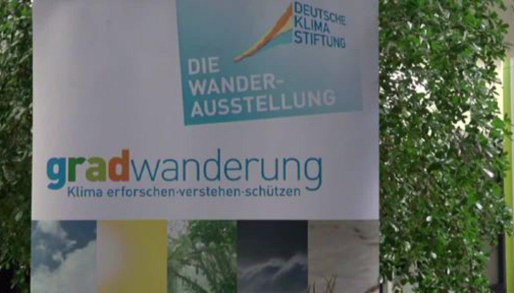 Gradwanderung! - Ausstellung zum Klimawandel in Emlichheim