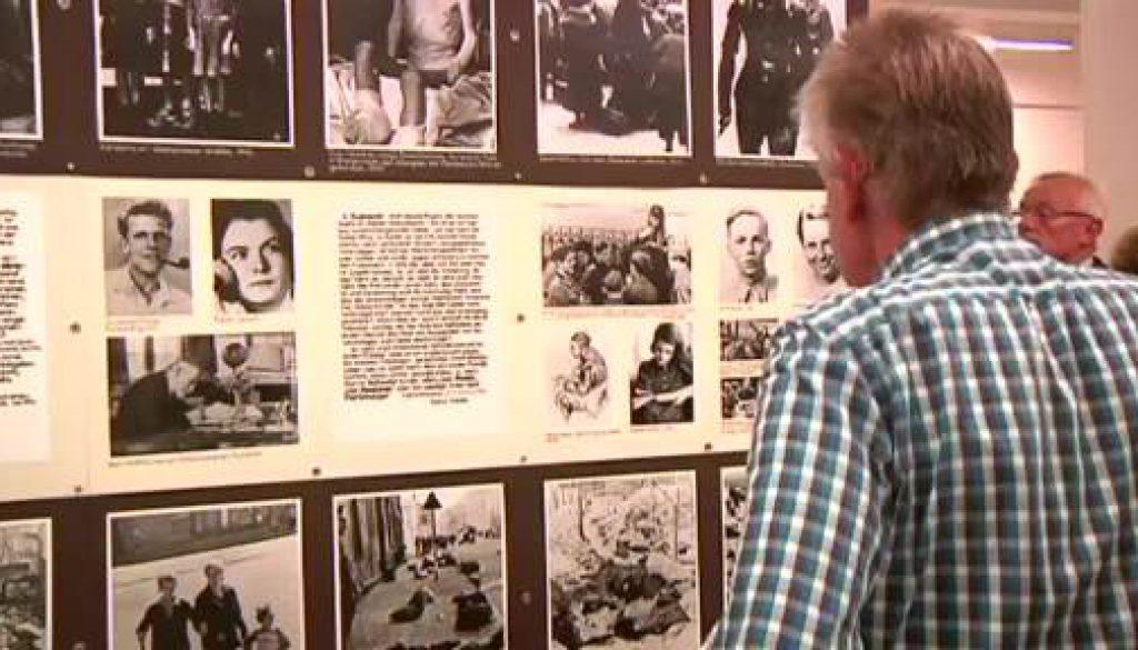 Ausstellung zur Widerstandsgruppe Weiße Rose in Freren