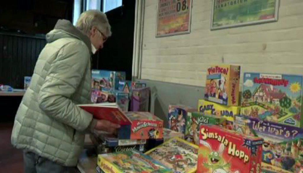 Spielzeugbörse wieder zurück in Schüttorf