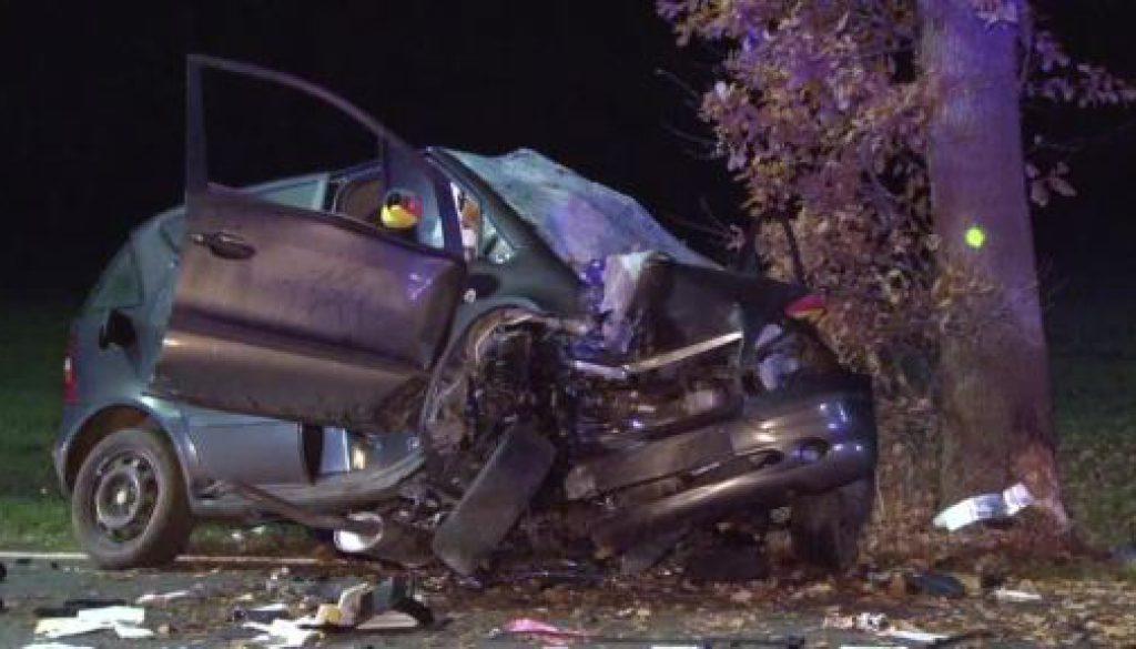 Tödlicher Verkehrsunfall in Werlte