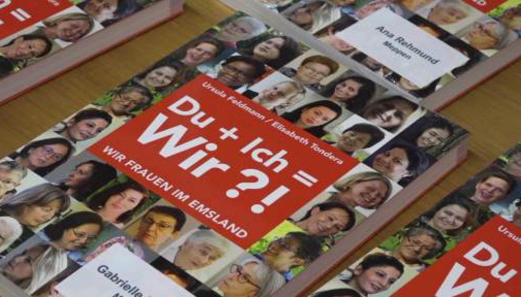 """""""Du + Ich = Wir ?!"""" - Das Buch über Frauen im Emsland"""