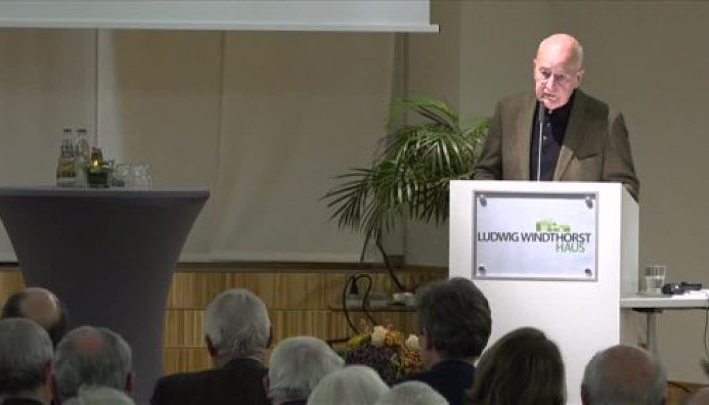 Podiumsdiskussion um das Bernd-Rosemeyer-Museum