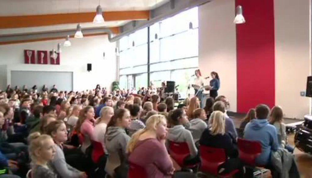 Oberschule Schüttorf ist Fairtrade School
