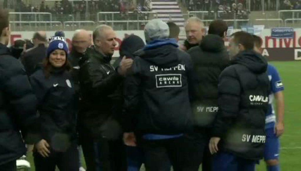 SV Meppen holt wichtiger Dreier im Abstiegskampf