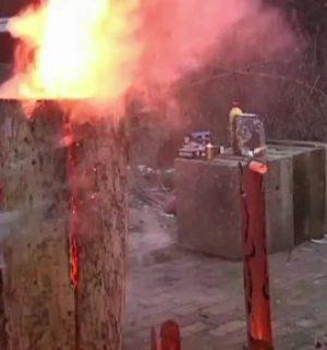 Der Gartentalk - Feuerstelle mal anders