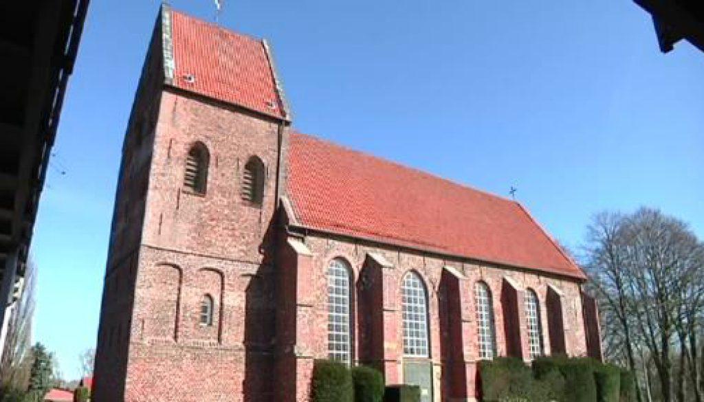 Gedächtniskirche in Rhede ist restaurierungsbedürftig