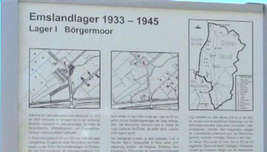 Erinnerungspunkt am ehemaligen Lager Börgermoor geplant
