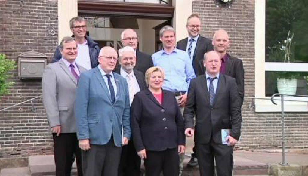 Sozialministerin Rundt besucht Matthiasstift in Wietmarschen