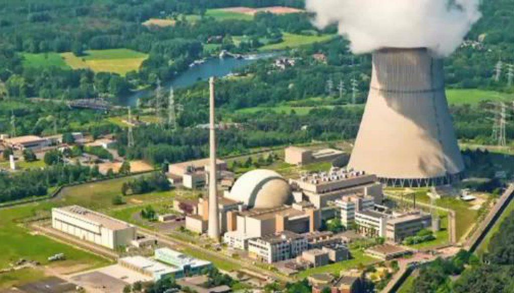 Atomkraftwerk Emsland nach Wartungsarbeiten wieder am Netz