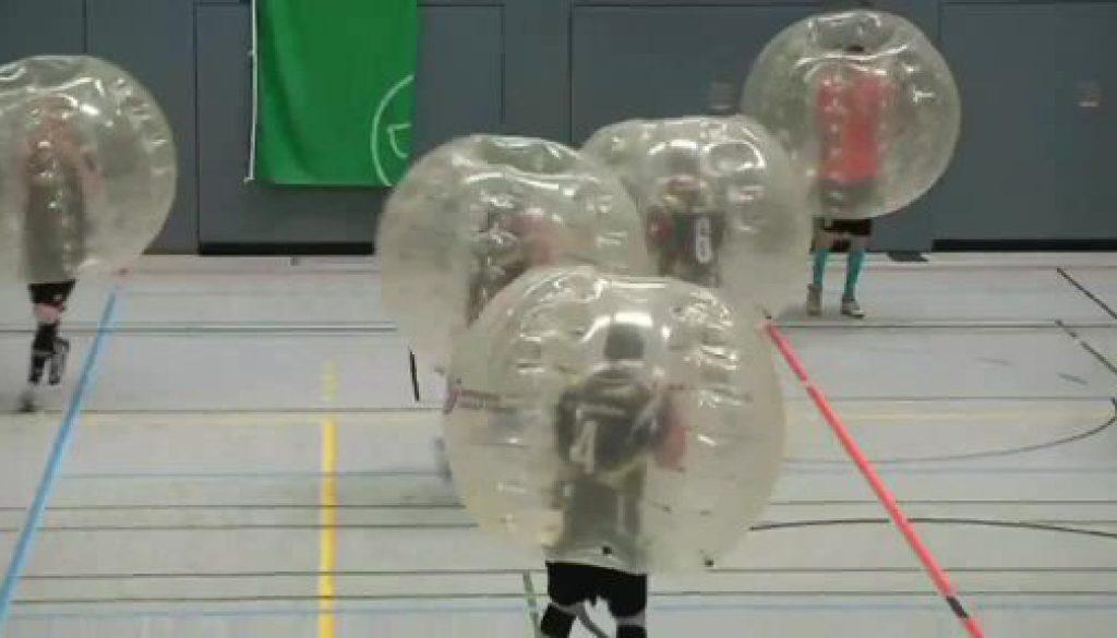 Bubblebälle erobern Nordhorn