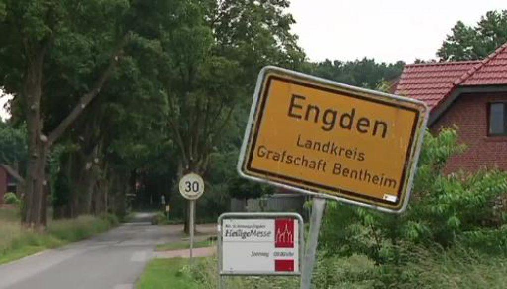 Streit um geplante Windkraftanlagen in Engden