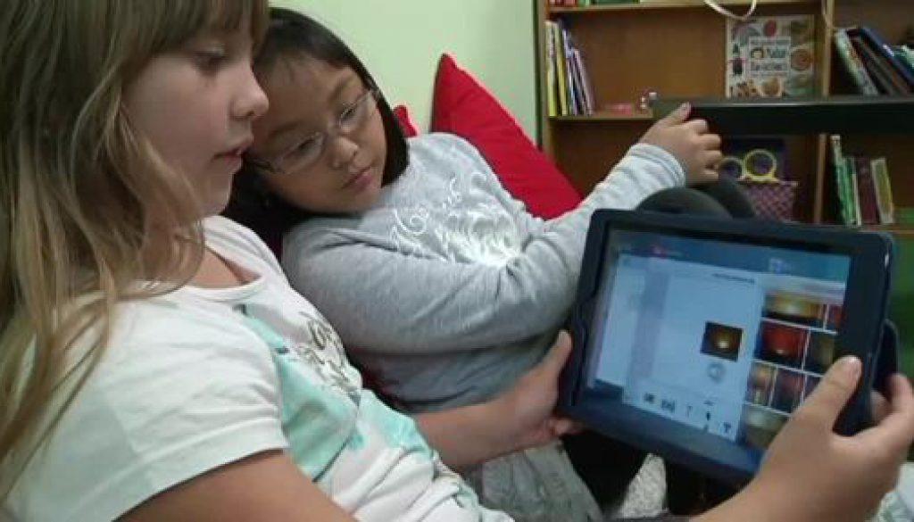 Unterricht mal anders - iPads für Meppener Grundschulen