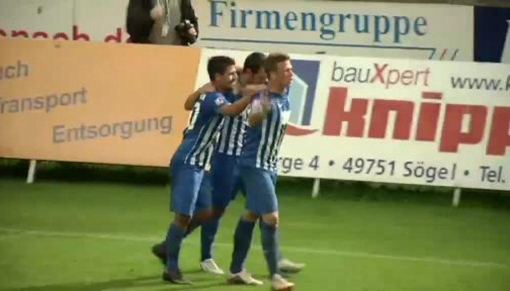 SV Meppen vs. FC St