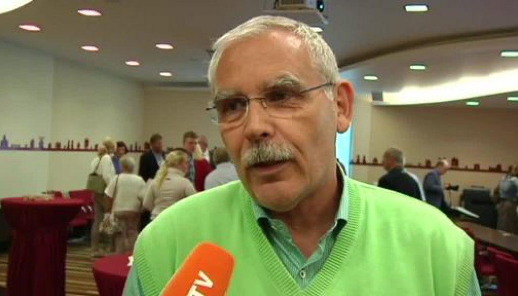 Stadtratswahl Meppen: Günther Pletz (UWG)