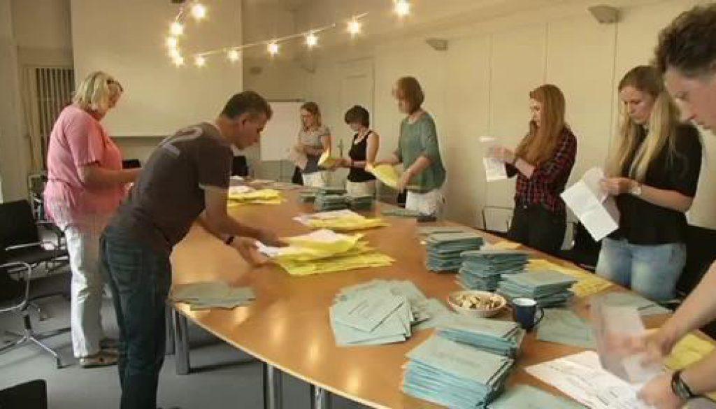 Nordhorn korrigiert Wahlergebnis