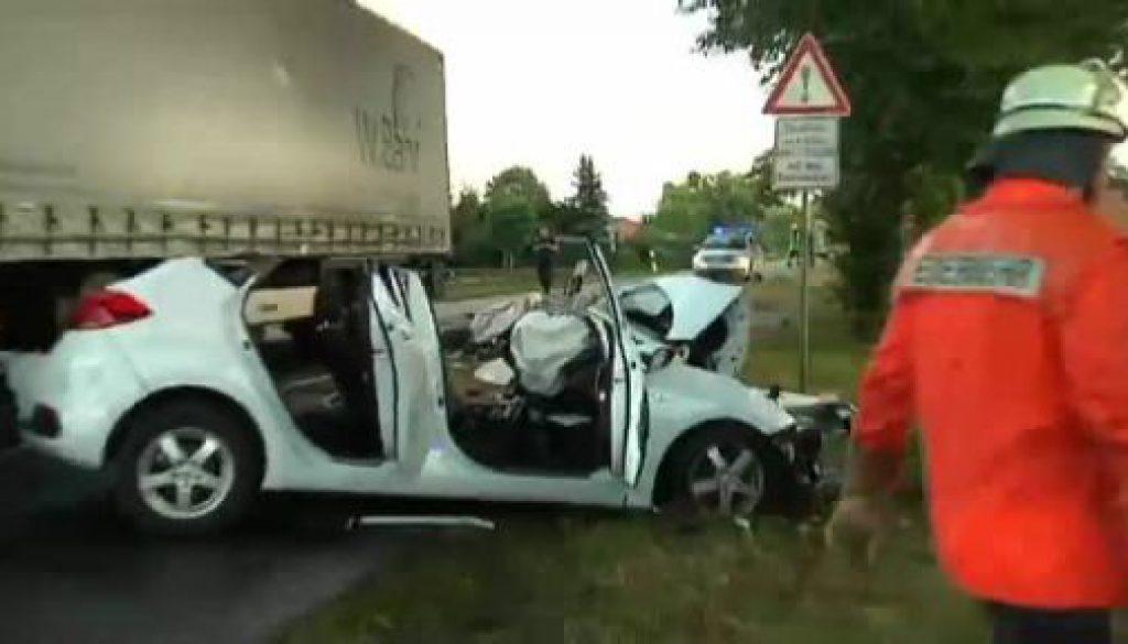 Tödlicher Unfall in Messingen