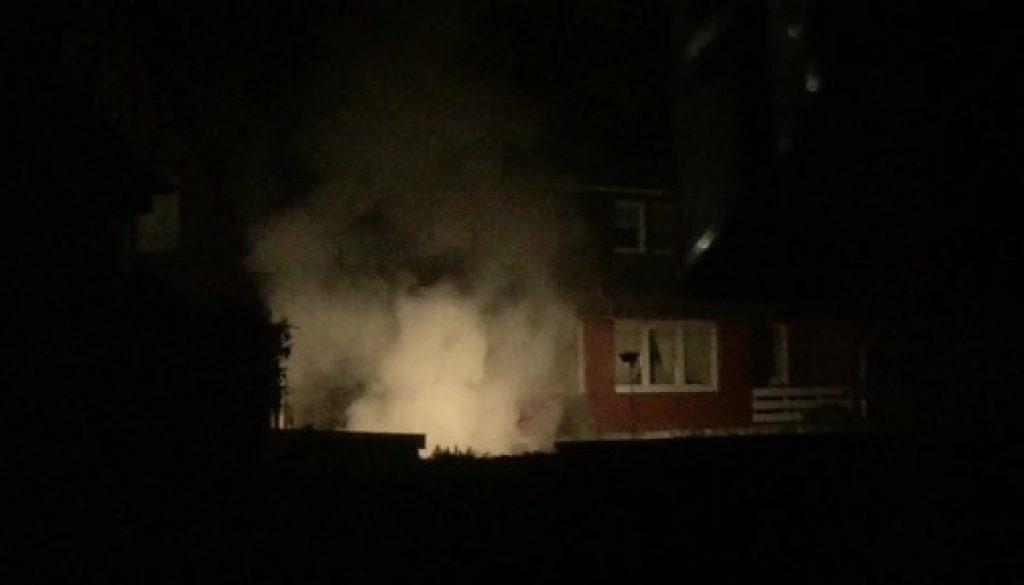 Erneutes Feuer in Meppener Mehrfamilienhaus