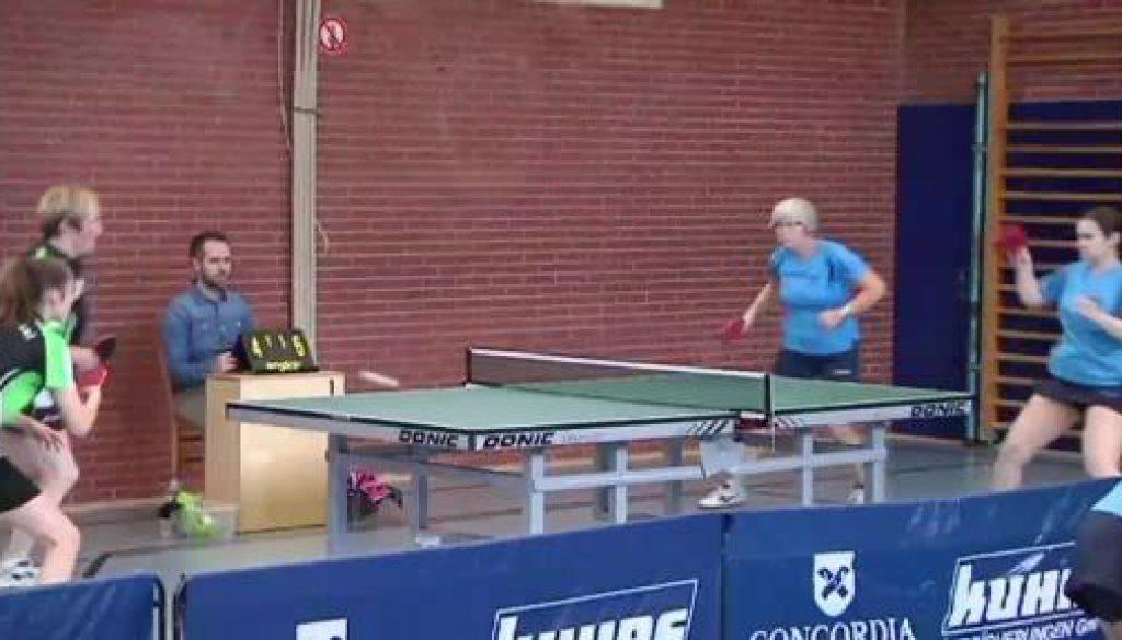 Tischtennis: SV Bawinkel vs