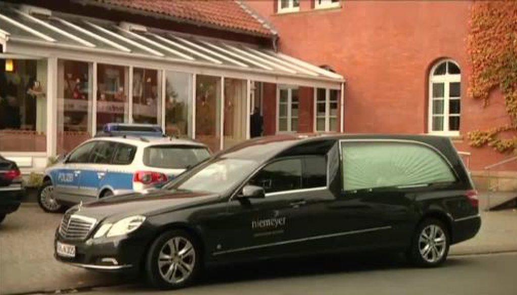 87-Jährige in Seniorenheim getötet