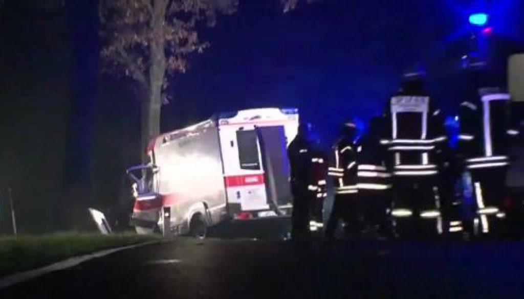 Drei Menschen sterben bei Unfall in Langen