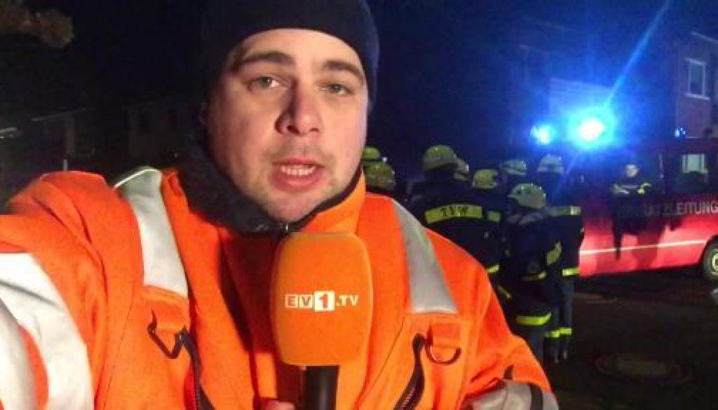Hausbewohnerin bei Gasexplosion schwer verletzt - 30 Anwohner müssen Häuser verlassen