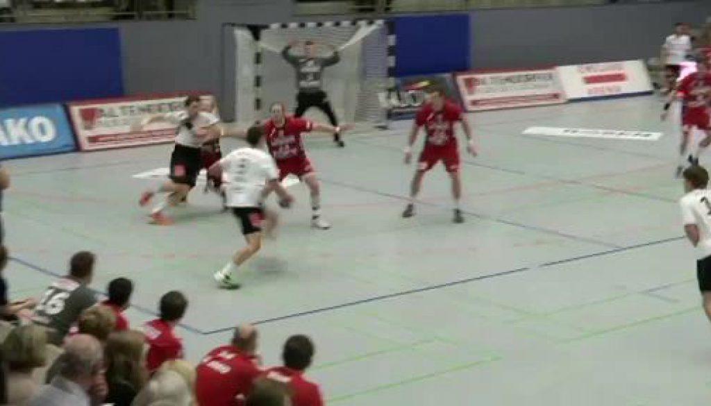 HSG-Keeper Fabian Kaleun zum Spiel gegen den TV Neuhausen