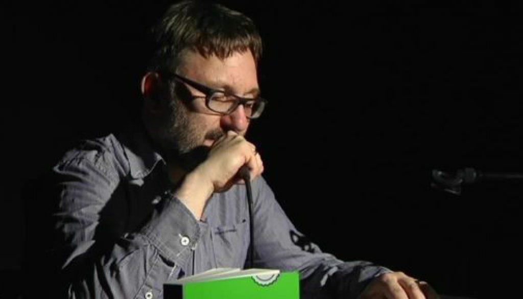 """Lesung: Jens Kirschneck - """"Schweine befreien"""" Teil 1"""