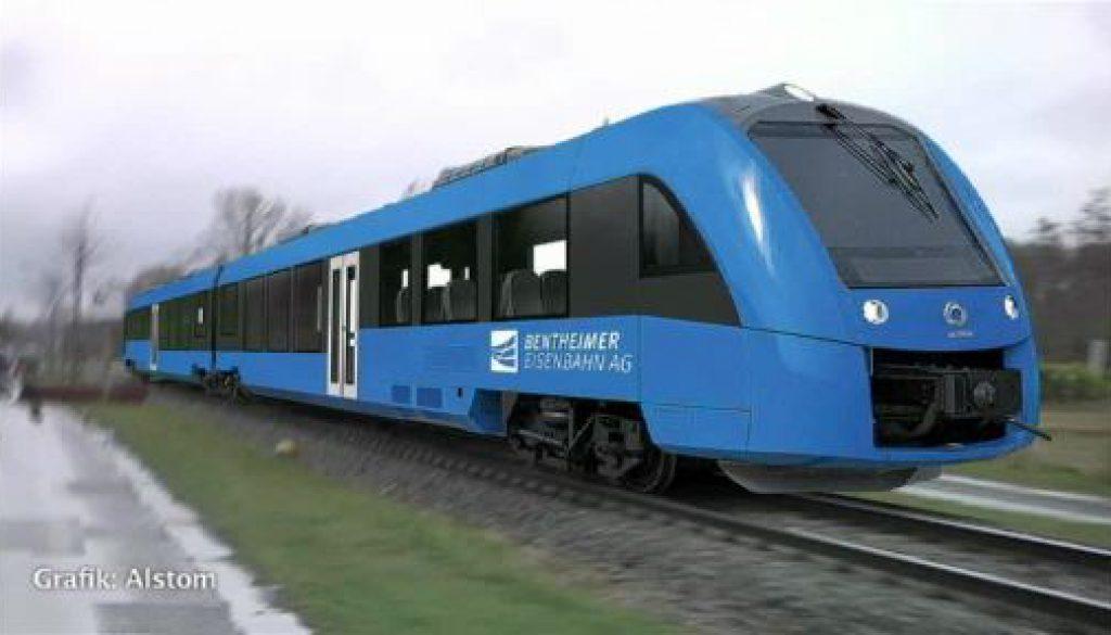 Bentheimer Eisenbahn kauft hochmoderne Züge