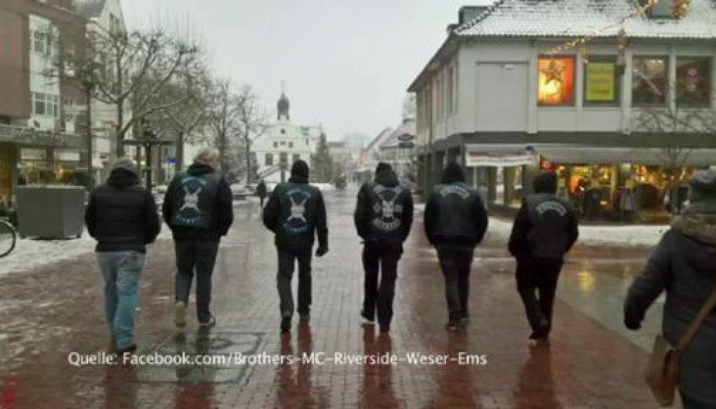 Rocker wollen in Lingen patrouillieren