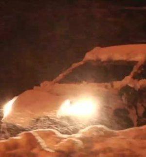 Tief Egon bringt viel Schnee