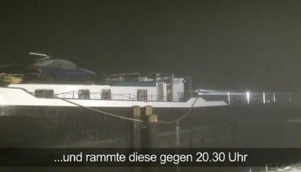 Schiffsunfall auf dem Küstenkanal endet tödlich
