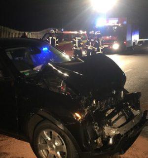 Autobahn 31 nach Unfall gesperrt