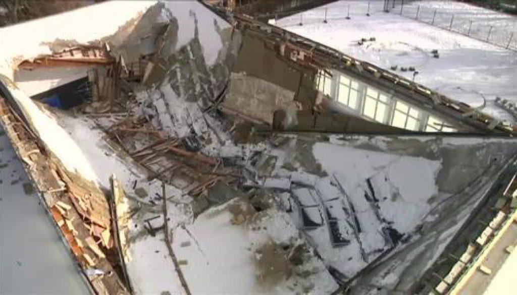 Ursache für Halleneinsturz in Lingen weiter unklar