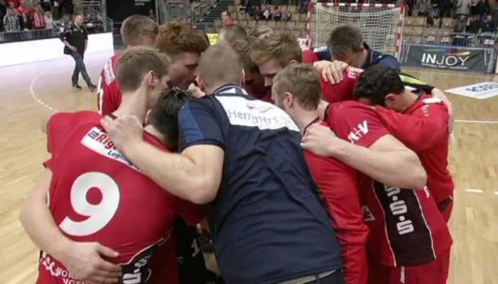Erstes HSG-Heimspiel 2017