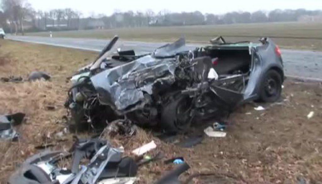 Autofahrer stirbt bei Unfall in Meppen