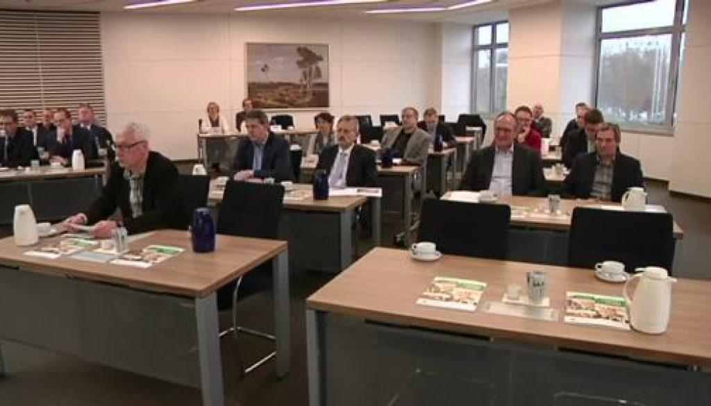 Haushaltsplan 2017 des Landkreises Emsland vorgestellt